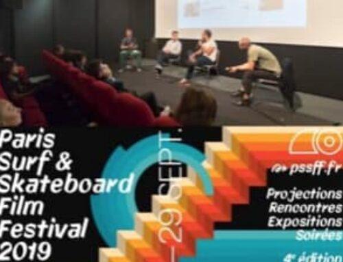 Talk au Paris Surf & Skateboard Film Festival (PSSFF) 19