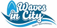 Waves in City Logo